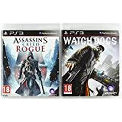 Big Hit Pack: Assassin's Creed Rogue & Watch Dogs [AT/PEGI] / [PlayStation 3]